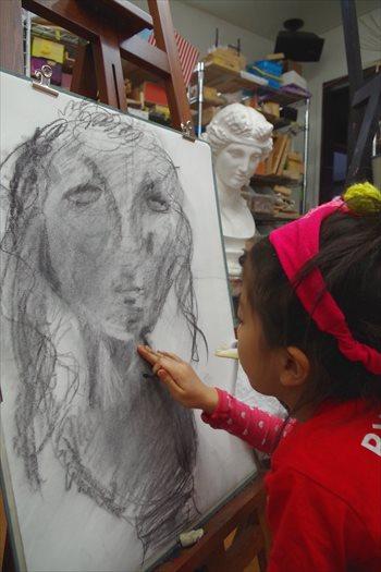 絵を描く事のプロセスと重要性