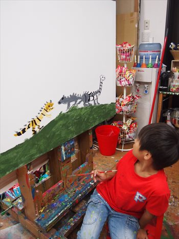 子どもが絵を描く事の重要性とは